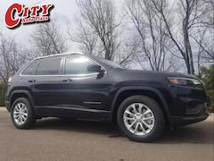 New 2019 Jeep Cherokee LATITUDE 4X4 Sport Utility For Sale Near Pueblo, Colorado