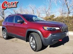 New 2019 Jeep Cherokee TRAILHAWK 4X4 Sport Utility For Sale Near Pueblo, Colorado