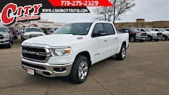 New 2020 Ram 1500 BIG HORN CREW CAB 4X4 5'7 BOX Crew Cab for sale in Canon City CO