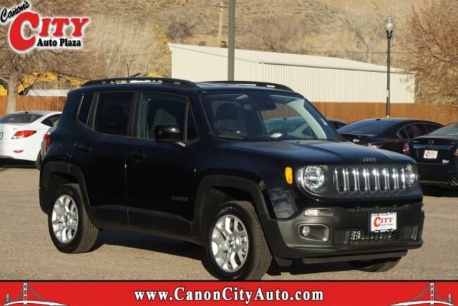 New 2018 Jeep Renegade LATITUDE 4X4 Sport Utility For Sale Near Pueblo, Colorado