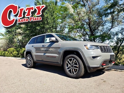 Jeep Grand Cherokee Trailhawk For Sale >> New 2019 Jeep Grand Cherokee For Sale At City Auto Plaza Vin 1c4rjflt3kc814965