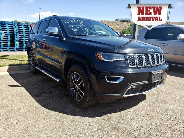 Used 2018 Jeep Grand Cherokee For Sale at City Auto Plaza