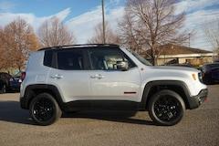 New 2018 Jeep Renegade TRAILHAWK 4X4 Sport Utility For Sale Near Pueblo, Colorado