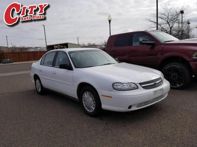 2004 Chevrolet Classic Base Sedan