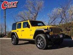 New 2019 Jeep Wrangler UNLIMITED RUBICON 4X4 Sport Utility For Sale Near Pueblo, Colorado