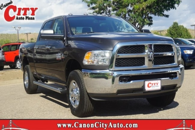 New 2018 Ram 3500 SLT CREW CAB 4X4 6'4 BOX Crew Cab For Sale Near Pueblo, Colorado