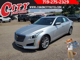 2019 Cadillac CTS Sedan 4dr Sdn 3.6L Luxury RWD 4dr Car