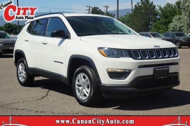 new 2018 jeep compass for sale near pueblo co | vin