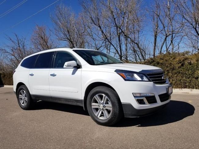 Used 2017 Chevrolet Traverse LT w/2LT SUV for Sale Near Pueblo, Colorado