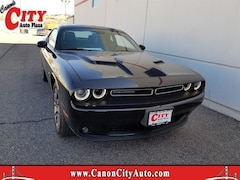 New 2018 Dodge Challenger GT ALL-WHEEL DRIVE Coupe For Sale Near Pueblo, Colorado
