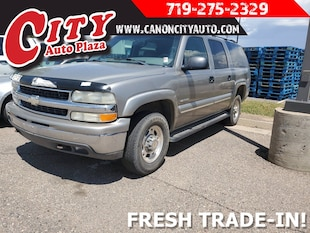 2000 Chevrolet Suburban LS 2500 4WD LS