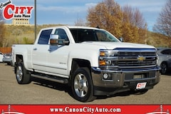 Used 2016 Chevrolet Silverado 2500HD For Sale Near Pueblo, Colorado