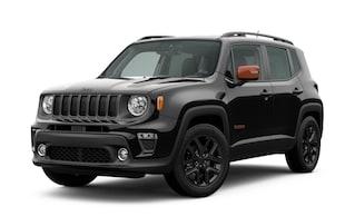 2020 Jeep Renegade ORANGE EDITION 4X4 Sport Utility