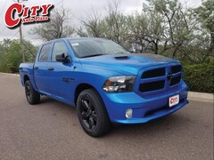 New 2019 Ram 1500 Classic EXPRESS CREW CAB 4X4 5'7 BOX Crew Cab For Sale Near Pueblo, Colorado