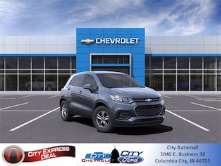 blank 2021 Chevrolet Trax LS SUV in Columbia City, IN