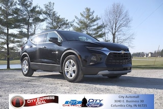 2019 Chevrolet Blazer SUV in Columbia City, IN
