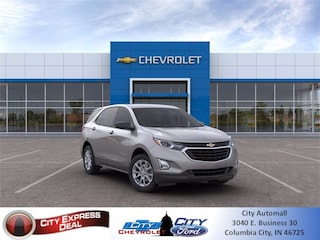 blank 2020 Chevrolet Equinox LS SUV in Columbia City, IN