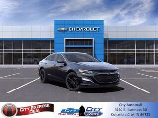 blank 2021 Chevrolet Malibu LT Sedan in Columbia City, IN