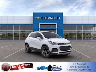 blank 2020 Chevrolet Trax LT SUV in Columbia City, IN