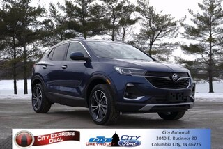 Used 2020 Buick Encore GX Essence SUV for sale in Columbia City, IN