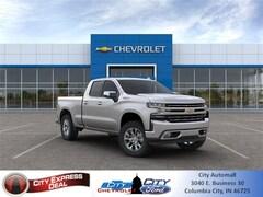2020 Chevrolet Silverado 1500 LTZ Truck Double Cab