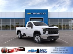 2020 Chevrolet Silverado 2500HD Work Truck Truck Regular Cab