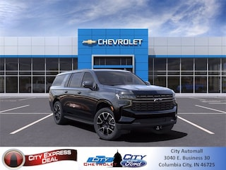 blank 2021 Chevrolet Suburban RST SUV in Columbia City, IN