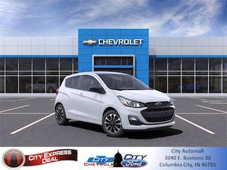 blank 2021 Chevrolet Spark 1LT Automatic Hatchback in Columbia City, IN