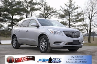Used 2017 Buick Enclave Leather SUV for sale in Columbia City, IN