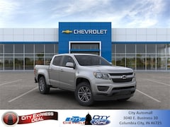 2020 Chevrolet Colorado Work Truck Truck Crew Cab