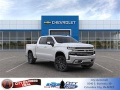 2020 Chevrolet Silverado 1500 LTZ Truck Crew Cab
