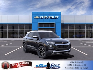blank 2021 Chevrolet Trailblazer Activ SUV in Columbia City, IN