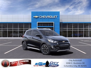 blank 2021 Chevrolet Spark Activ Automatic Hatchback in Columbia City, IN
