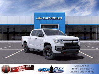 new 2021 Chevrolet Colorado LT Truck for sale in Columbia City, IN