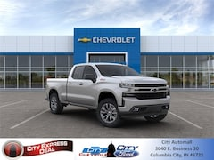 2020 Chevrolet Silverado 1500 RST Truck Double Cab