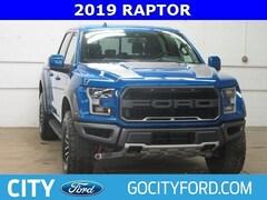 2019 Ford F-150 Raptor Truck SuperCrew Cab