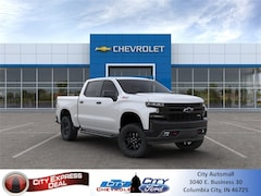 2020 Chevrolet Silverado 1500 LT Trail Boss Truck Crew Cab