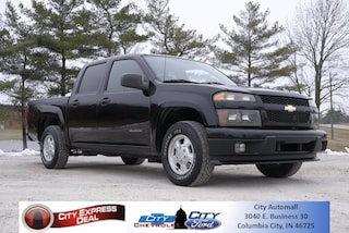 2005 Chevrolet Colorado 1SC LS Z85 Truck in Columbia City, IN