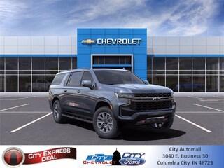 blank 2021 Chevrolet Suburban Z71 SUV in Columbia City, IN