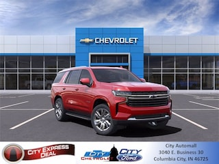 New 2021 Chevrolet Tahoe LT SUV for sale in Columbia City, IN