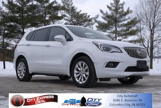 Used 2017 Buick Envision Essence SUV for sale in Columbia City, IN