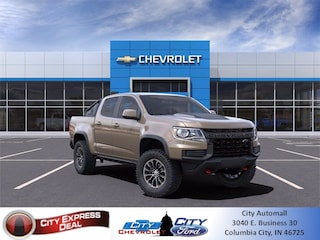blank 2021 Chevrolet Colorado ZR2 Truck in Columbia City, IN