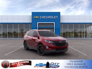 New 2020 Chevrolet Equinox LT SUV 2GNAXKEV4L6272795 for sale in Columbia City, IN