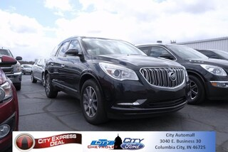 Used 2015 Buick Enclave Leather SUV for sale in Columbia City, IN