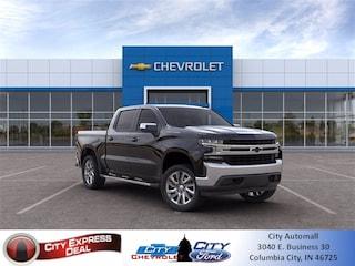 blank 2020 Chevrolet Silverado 1500 LT Truck in Columbia City, IN
