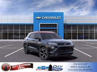 blank 2021 Chevrolet Trailblazer RS SUV in Columbia City, IN