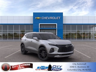 blank 2020 Chevrolet Blazer 3LT SUV in Columbia City, IN