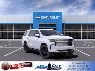 blank 2021 Chevrolet Tahoe High Country SUV in Columbia City, IN