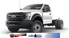 2019 Ford F-450 Chassis XL DRW Truck Regular Cab