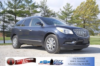 Used 2017 Buick Enclave Premium SUV for sale in Columbia City, IN